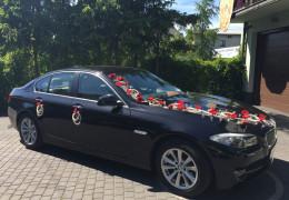 BMW 520D - atrakcyjna limuzyna na wesele
