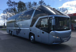 Autokar turystyczny Neoplan Starliner VIP CLASS Euro 4