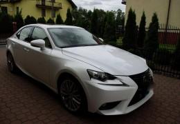 Nowe auto w ofercie Lexus IS200 Biała Perła