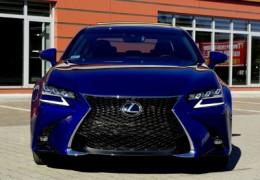 Lexus GSto gwarancja luksusu w sportowym wydaniu