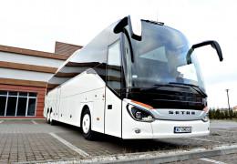 Zakup fabrycznie nowego autokaru Setra S 517 HD