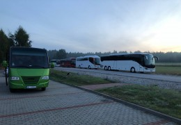 Obsługa konferencji w Hotelu Ossa naszymi autokarami i busami