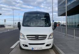Zakup nowego busa Mercedes Unvi GT-Compa EURO 6