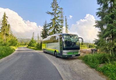 Wynajem autokaru na wyjazd do Zakopanego