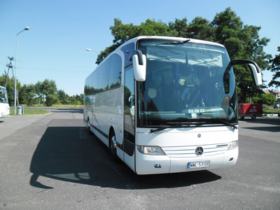 Mercedes TRAVEGO 580RHD
