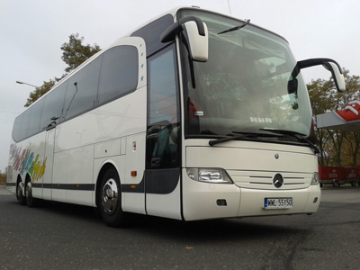 Mercedes Travego 580 16RHD