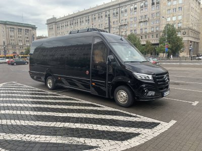 Bus Mercedes Sprinter 519 VIP EURO 6